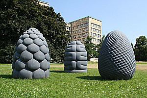 Peter Randall-Page: Corpus, Fructus, Phyllotaxus
