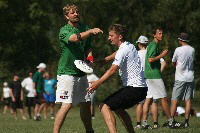 Deutsche Meisterschaft Ultimate Frisbee 2012 in Frankfurt-Nied